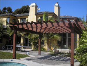 wooden Pergola, Finish & Trim Carpenter Los Angeles - Carpentry Contractor   Franco's Remodeling LA