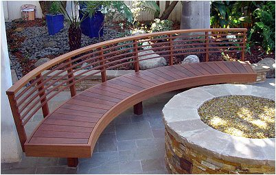 wooden bench Franco's Remodeling Redondo Beach | Carpentry Contractor