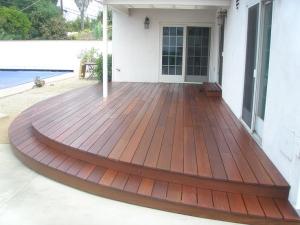 Wood Patios & Decks - Finish & Trim Carpenter Los Angeles - Carpentry Contractor   Franco's Remodeling LA