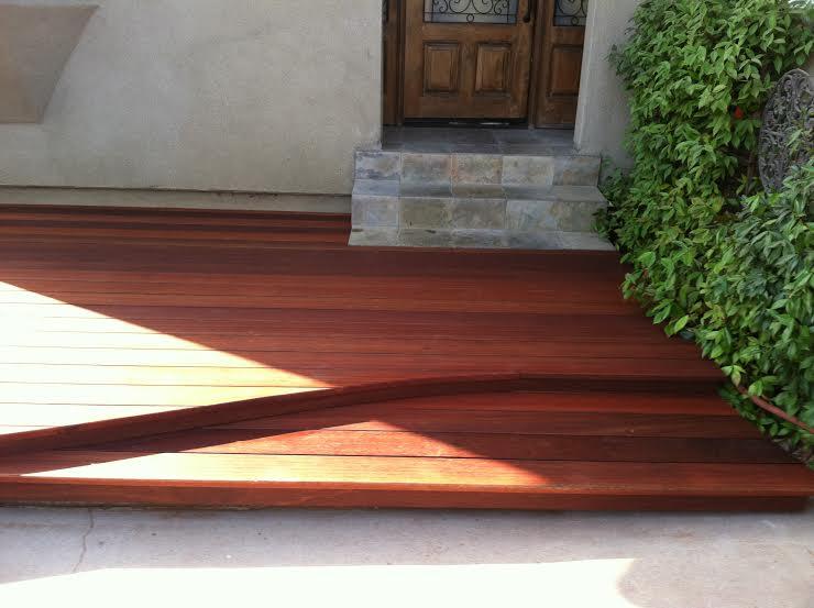 Wood Patio's & Decks