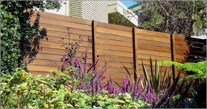 Wood Fences and Gates