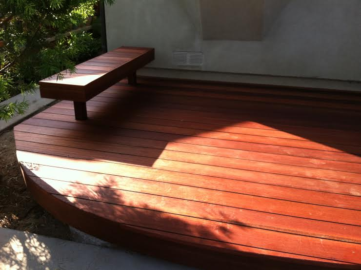 Wood Patios & Decks LA
